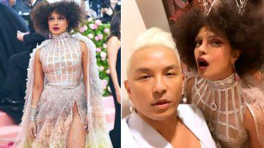 Watch Priyanka Chopra Jonas Singing 'Campy' Bollywood Songs With Designer Prabal Gurung at Met Gala 2019!