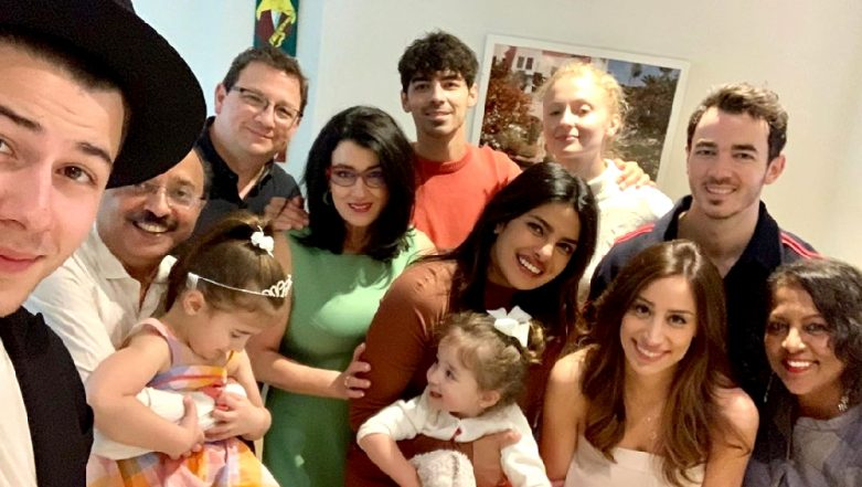 Family First for Priyanka Chopra Jonas! Actress Celebrates Mother's Day With the Jonas' (See Pic)