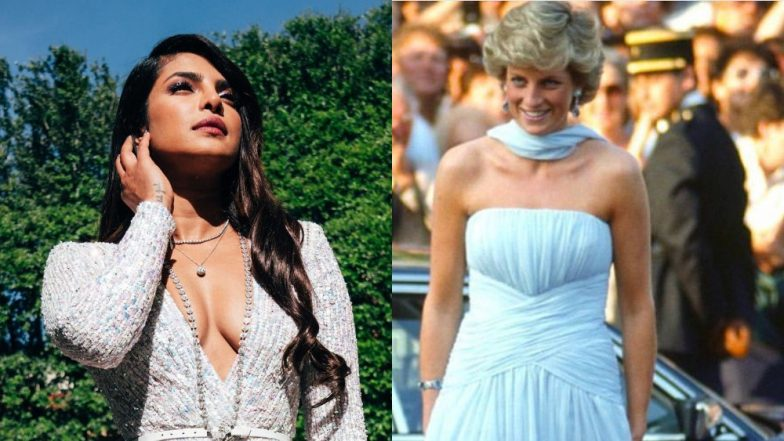 Priyanka Chopra's Cannes Film Festival Red Carpet Debut To Have A Connection With British Royal, Princess Diana