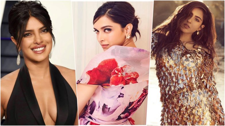 Priyanka Chopra Jonas, Deepika Padukone and Sara Ali Khan Win Instagrammers of the Year 2019