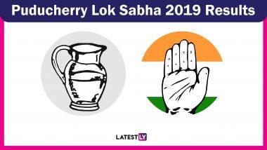 Puducherry General Election Results 2019: Congress Wins The Single Lok Sabha Seat