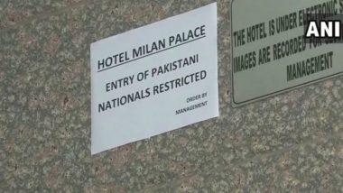 Post Pulwama Attack, Prayagraj Hotel Restricts Entry of Pakistani Nationals