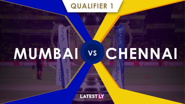 MI vs CSK, IPL 2019 Qualifier 1 Live Cricket Streaming: Watch Free Telecast of Mumbai Indians vs Chennai Super Kings on Star Sports and Hotstar Online