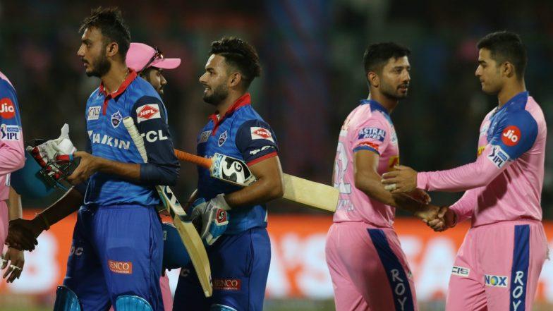 DC vs RR Stat Highlights IPL 2019: Rishabh Pant, Amit Mishra Shine As Delhi Capitals Knock Out Rajasthan Royals