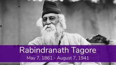 Rabindra Jayanti 2019 Know Interesting Facts From