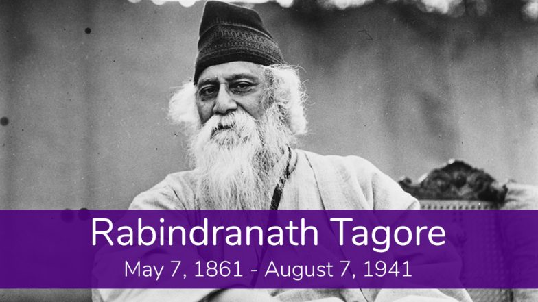 Rabindra Jayanti 2019: Know Interesting Facts From Rabindranath Tagore's Life on His Birth Anniversary