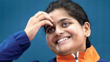 Rahi Sarnobat of India Wins Gold in 25m Pistol Event in ISSF World Cup 2019, Consoles Manu Bhaker Who Finishes 5th (View Pic)