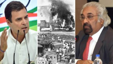 Congress Distances Itself From Sam Pitroda's '1984 Me Hua to Hua' Remark, Says 'Comment Does Not Reflect Party's View'
