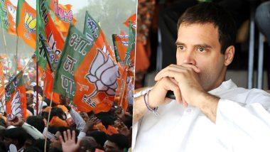 Lok Sabha Election Results 2019: Five Reasons Behind Congress' Crushing Defeat at Hands of PM Modi-Led BJP
