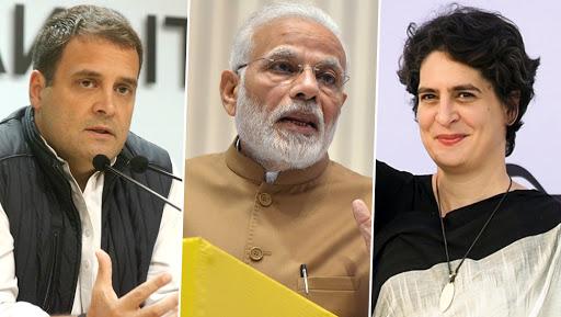 Rahul Gandhi Calls Ruling Party 'God-Se Lovers', Priyanka Makes PM Narendra Modi 'Greatest Actor'