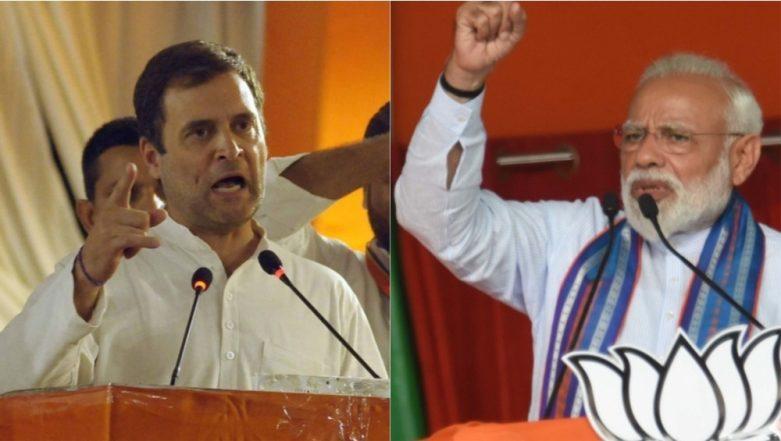 Lok Sabha Election 2019: Narendra Modi Got 3 Times More TV Airtime Than Rahul Gandhi in April