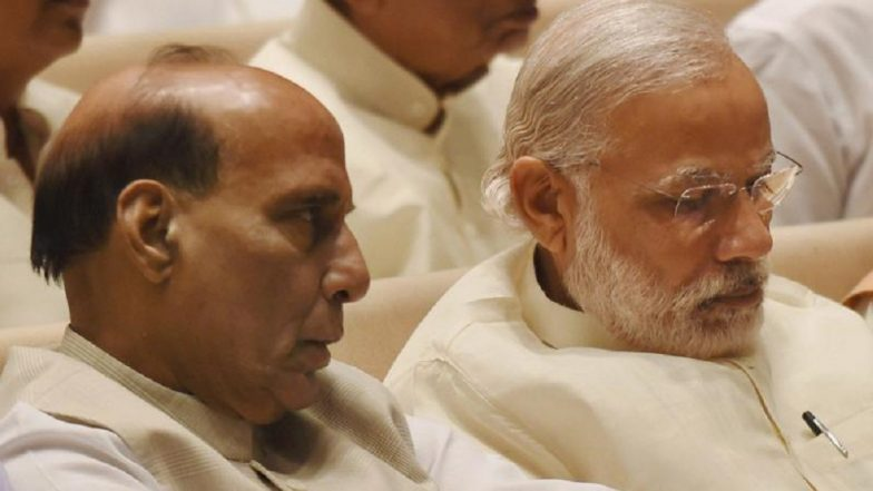Lok Sabha Elections 2019 Phase 6: PM Modi, Rajnath Singh Call For High Voter Turnout as Penultimate Battle Begins