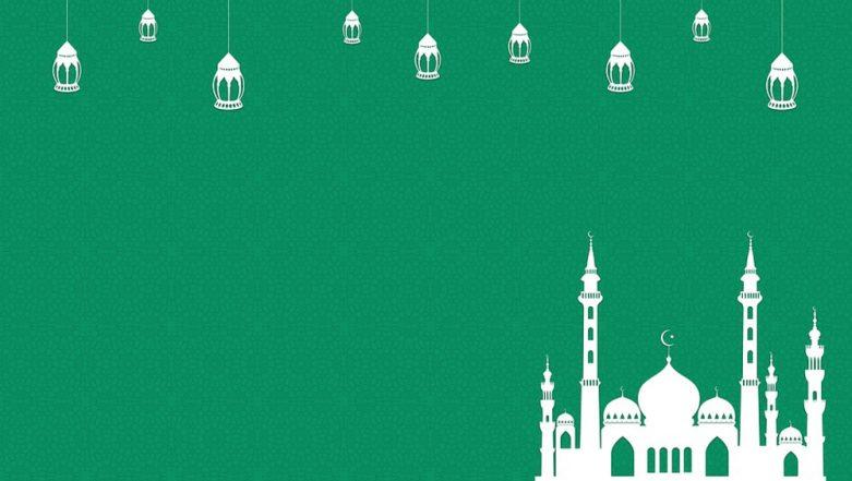 Ramadan Kareem WhatsApp DP 4 (Photo Credits: Pixabay)