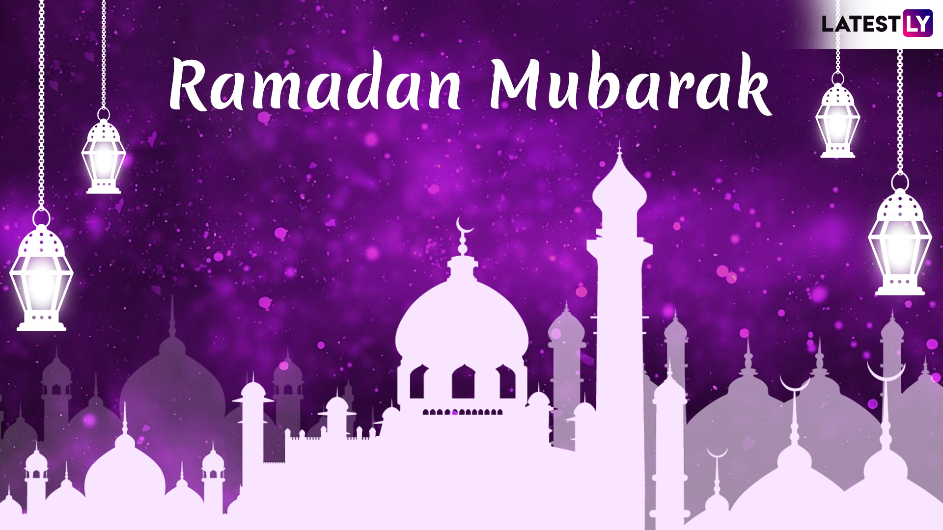 Ramadan mubarak shayari 2019 ramzan messages image greetings and wishes to send during the upcoming muslims festive season