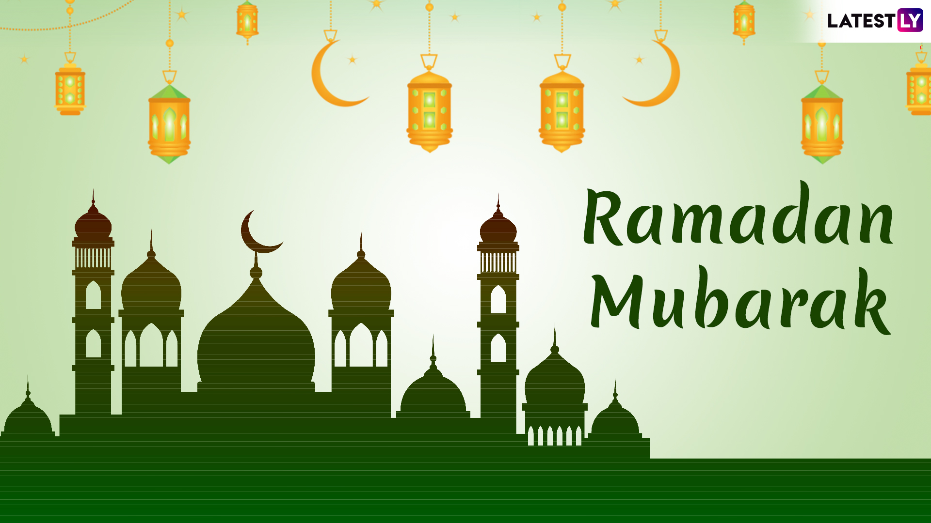 Ramadan Mubarak Images & Ramadan Kareem HD Wallpapers for Free