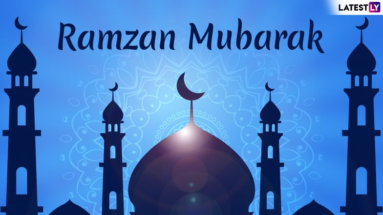 Ramzan Mubarak 2019 Greetings: WhatsApp Stickers, GIF Images, Messages, Quotes and Shayaris to Send on The Festival of Ramadan