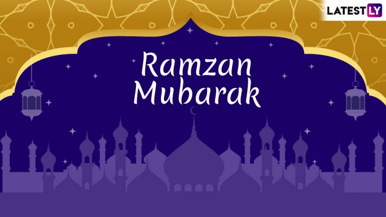 Ramadan Kareem WhatsApp Status Messages And DPs: Send These Happy Ramzan And Chaand Mubarak Greetings, Quotes And Images To Your Loved Ones
