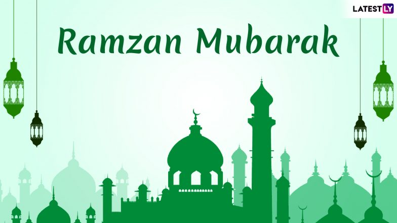 Ramzan Mubarak Shayari 2019: Ramadan Kareem Messages, Image Greetings And Wishes to Send During The Muslim Festive Season