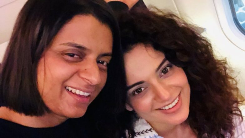 After Kangana Ranaut, Her Sister Rangoli Chandel Attacks the Journalist for Mocking Manikarnika, Shares Screenshots of the Latter's Posts on Twitter