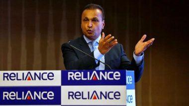 Reliance Dismisses Rahul Gandhi's 'Crony Capitalist' Remark Against Anil Ambani