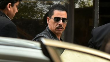 Robert Vadra Summoned by ED on Thursday in Connection to Money Laundering, Tax Evasion Case