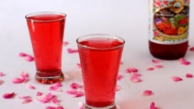 Rooh Afza Shortage Ends in Indian Market, the Summer Refreshment Syrup Is Back in Retail Stores, Says Hamdard