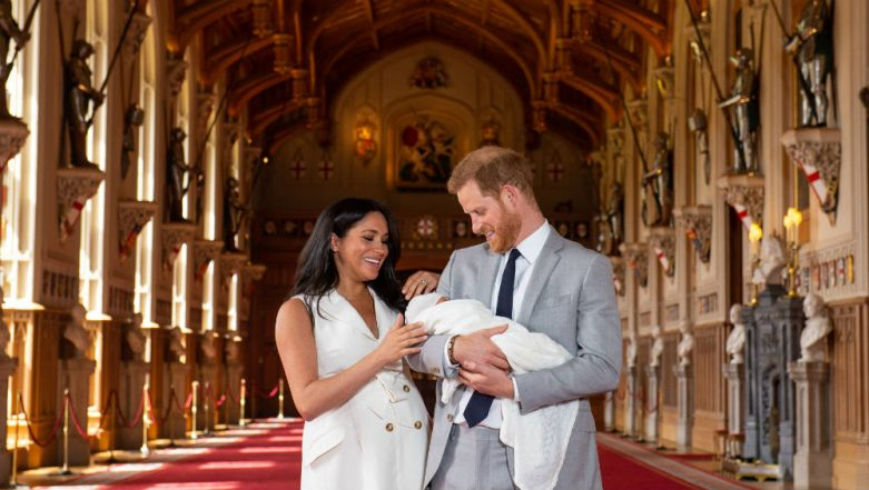 Prince Harry And Meghan Markle's Royal Baby Name Odds: Alexander And Arthur Among Favourites in Betting Ring