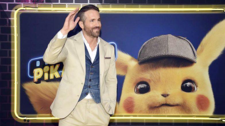 Did Ryan Reynolds LEAK Pokémon Detective Pikachu Movie
