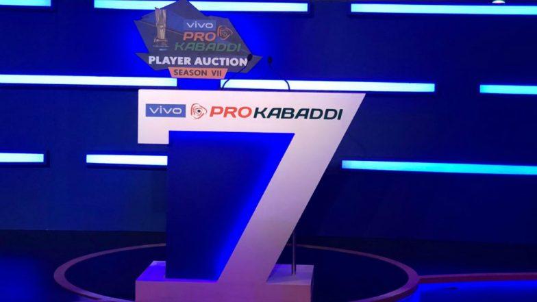 PKL 7: Pro Kabaddi Season Seven to Begin on July 20
