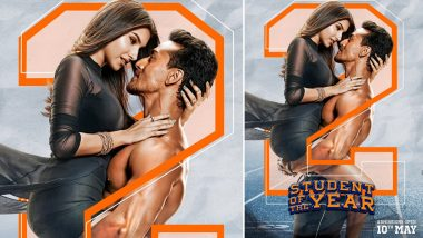Student of the Year 2 Song Jatt Ludhiyane Da: Tiger Shroff and Tara Sutaria's Sizzling Chemistry Will Win Your Hearts (Watch Video)