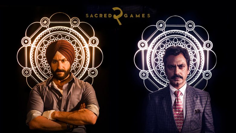 OnePlus 7 Pro Buzz: Netflix Reveals Sacred Games 2 Official Poster Images Captured On OnePlus' Upcoming Smartphone; Watch Video
