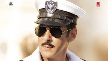 Bharat Song Turpeya: Salman Khan's Dapper Avatar as a Navy Officer Make Fans Go Gaga! See Pic