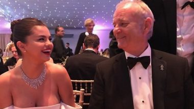 Selena Gomez Jokes About Getting Married To 68-Year-Old Actor Bill Murray And The Internet Is Not Taking It Lightly!