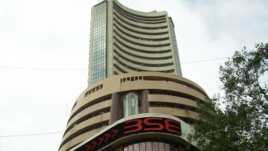 Sensex Trades Flat at 36,505, Nifty Slips to 10,761 As India's COVID-19 Tally Jumps to 7.19 Lakh