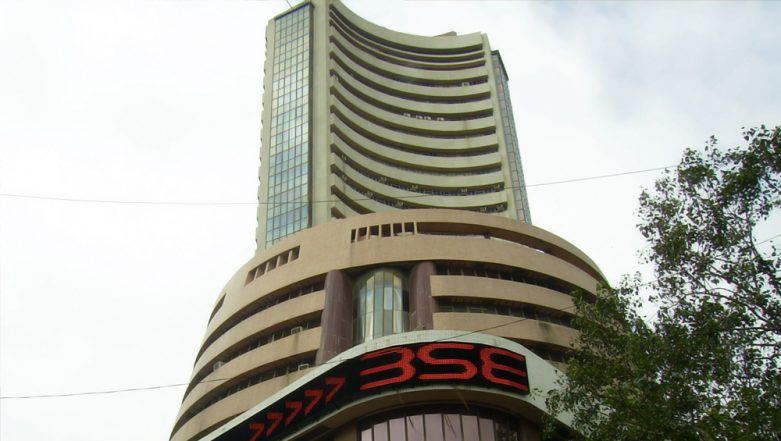 Sensex Plunges 318 Points on Global Worries, Yes Bank Down 12.7 Per Cent