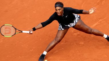 Serena Williams vs Kurumi Nara, French Open 2019 Second Round Live Streaming: Get Free Live Telecast Online, Match Time in IST and Channel Details in India