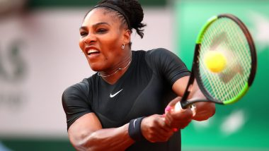 Serena Williams vs Vitalia Diatchenko, French Open 2019 First Round Live Streaming: Get Free Live Telecast Online, Match Time in IST and Channel Details in India