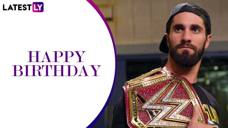 Seth Rollins Birthday Special: From Diet to Workout, How the Current WWE Universal Champion Keeps Fit