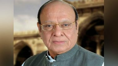 Shankersinh Vaghela, Former Gujarat CM, Discharged From Hospital After COVID-19 Treatment