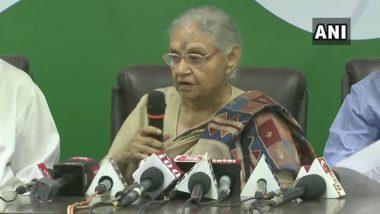 Arvind Kejriwal Slapped in Moti Nagar: Sheila Dikshit Condemns Attack on Delhi Chief Minister