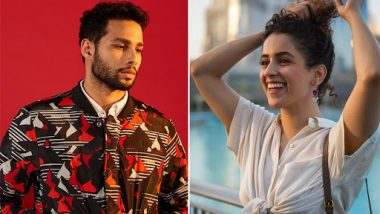 Siddhant Chaturvedi and Sanya Malhotra to Lend Their Voice for Men in Black Hindi Version