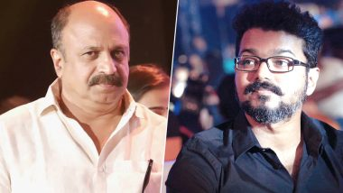 Malayalam Actor Siddique's Comment 'Vijay Is NOT A Super Actor' Leaves the Tamil Star's Fans in Anger