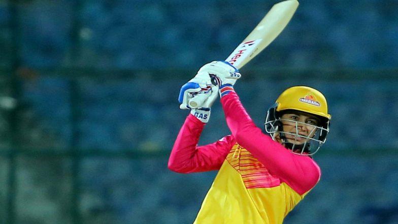 Women's T20 Challenge 2019: Smriti Mandhana Helps Trailblazers Post 140/5 vs Supernovas