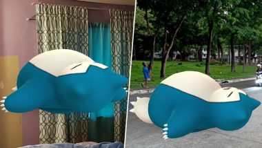 Pokemon GO's Event to Promote New App Pokemon Sleep Will Have Snorlax Napping Everywhere