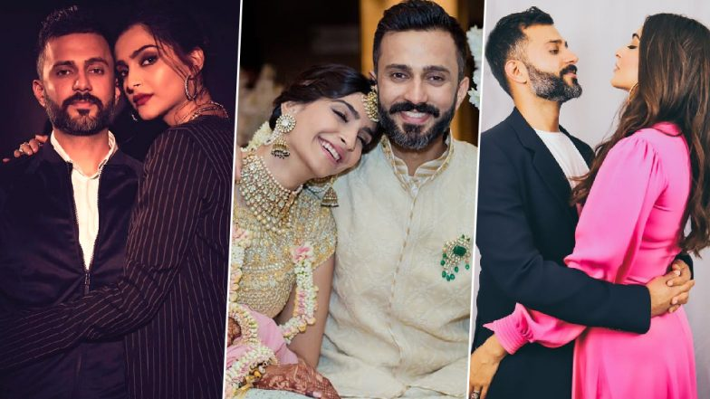 Anand Ahuja Gushes About Best Friend Sonam Kapoor In Their First