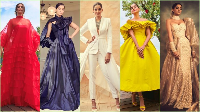 Sonam Kapoor at Cannes 2019: She Came, She Walked and She Ruled Our Hearts