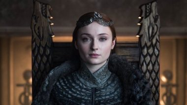 Sophie Turner Has Not Watched Game of Thrones 8 Final Episode and We Would Not Blame Her