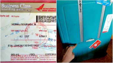 Shuttler Sourabh Verma Slams Air India For Luggage Damage