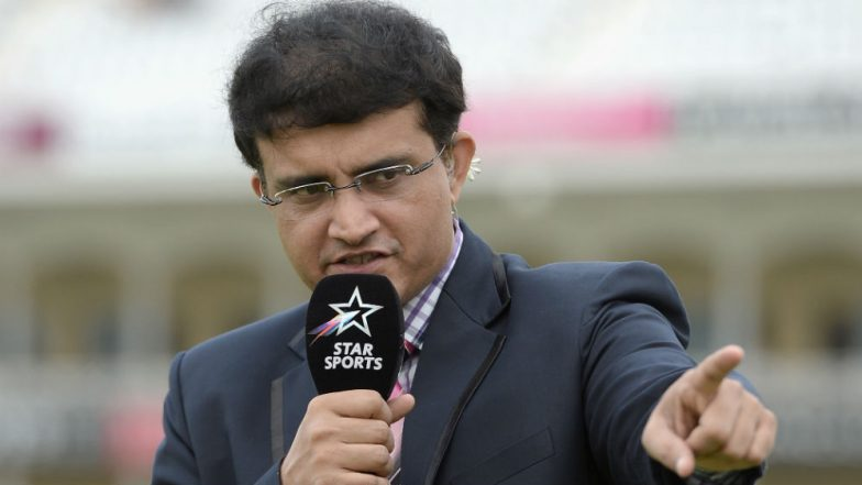 Commentators for ICC Cricket World Cup 2019: Sourav Ganguly, Harsha Bhogle, Sanjay Manjrekar and Others Named in The List