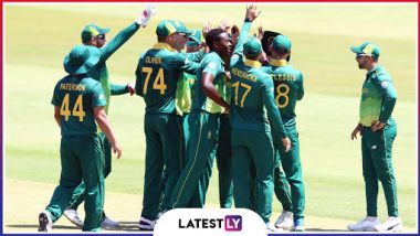 ICC Cricket World Cup 2019: South Africa's Bowling Attack Most Lethal? A Swot Analysis of Proteas CWC Squad